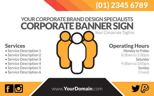 Free Banner Sign Design